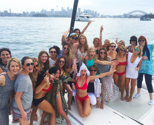 Sydney Harbour Hens Party Cruise