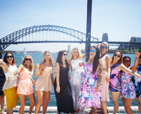 Hens Party Cruise on Rockfish
