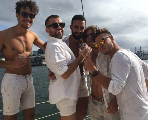Sydney Harbour Cruise on Rockfish