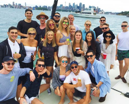 Birthday Party Cruise Sydney Harbour
