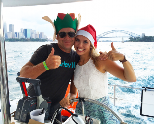Rockfish Christmas Party Cruise