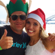 Organise your Christmas party on Rockfish Catamarans