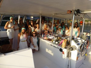 Hen Parties on Sydney Harbour