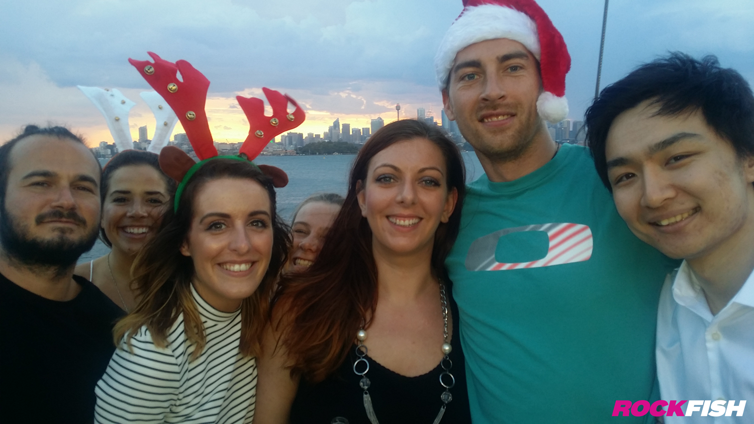 Sydney Harbour Christmas Party