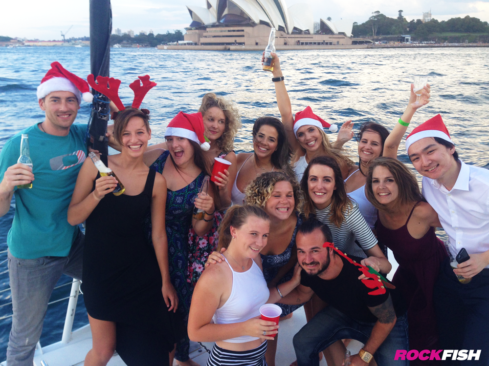 Rockfish Crew Christmas Party