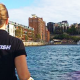 The life of a deckhand on Sydney harbour