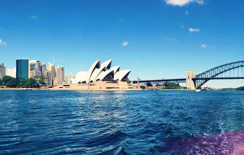 Sydney Harbour is the best place to hang out this summer!