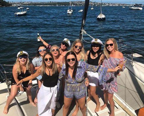 Best Cruise on Rockfish cruising Sydney Harbour