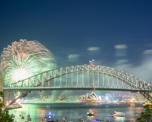 Sydney Harbour Catamaran Charters New Year Eve Boat Hire