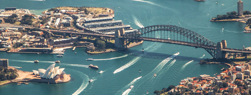 Sydney Harbour Catamaran Charters Party Hire