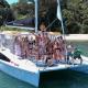 Sydney Harbour Catamaran Charters Rockfish Birthday Parties