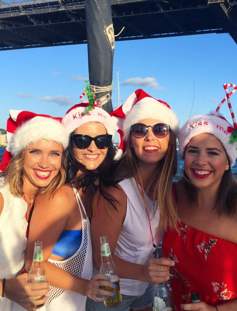 Sydney Harbour Catamaran Charters Christmas Party Hire