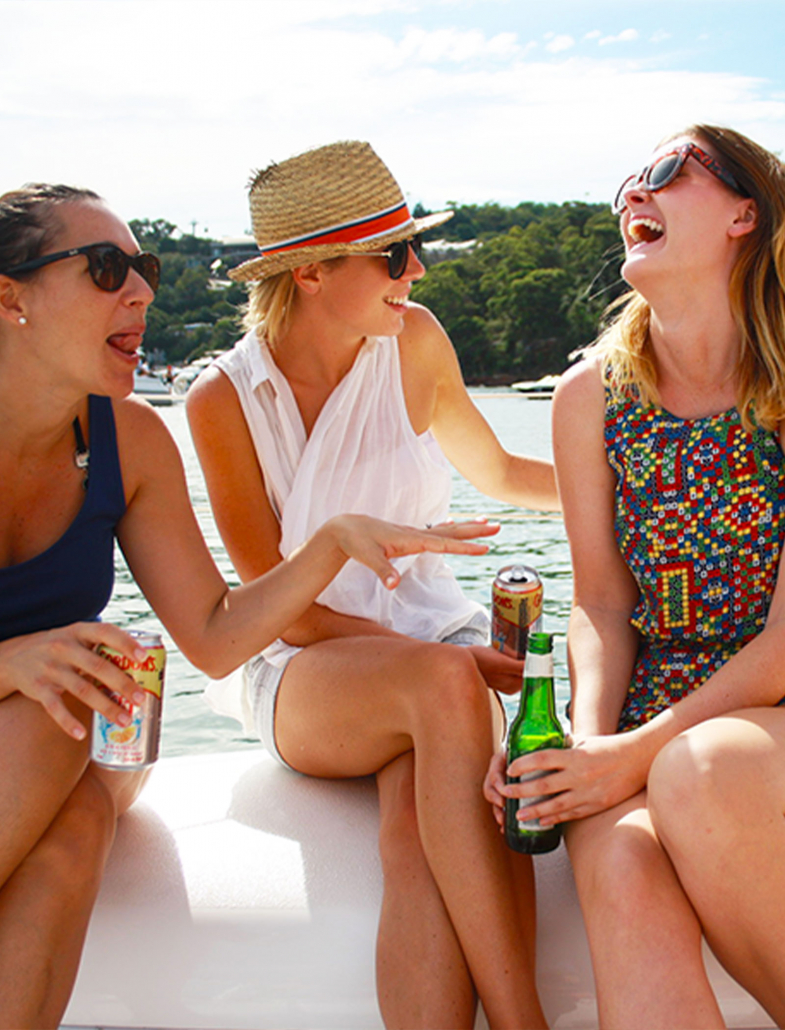 Sydney Harbour Catamaran Charters Hens Party Hire