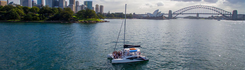 Sydney Harbour Catamaran Charters Rockfish